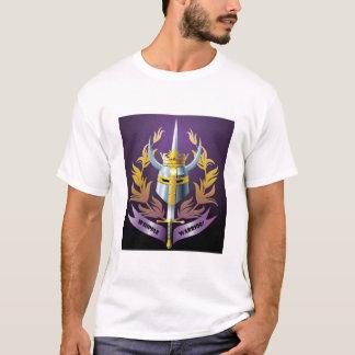 """Whipple Krieger-Logo-T-Shirt """"Typ """" T-Shirt"""