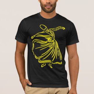 whirling Derwische sufi Shirtt-shirt darwis rumi T-Shirt