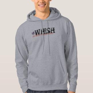 WHiSH1-, Damen-Kapuzenpulli Hoodie