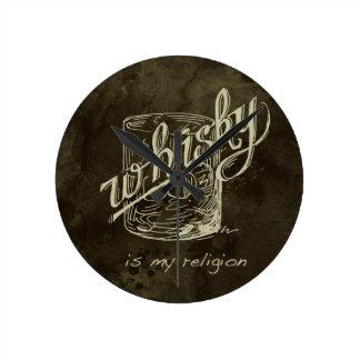 Whisky ist meine Religion! Uhren