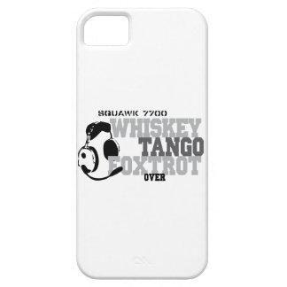 WhiskyTango Foxtrot - Luftfahrt-Spaß iPhone 5 Hülle