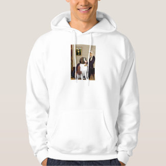 Whisterls Mutter - Bernhardiner Hoodie