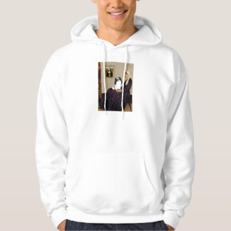 Whisters Mutter - Japaner Chin 1 Hoodie