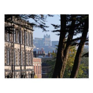 Whitby Abtei, North Yorkshire Postkarten