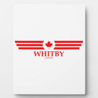 WHITBY FOTOPLATTE
