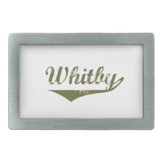 Whitby Rechteckige Gürtelschnalle