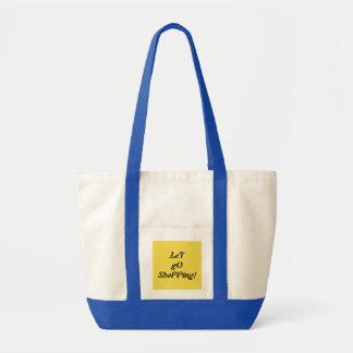 White&Blue Taschen-Taschen Tragetasche