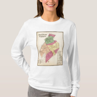 White Plains, Scarsdale Städte T-Shirt