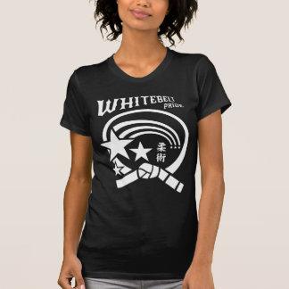 Whitebelt Stolz-Brasilianer Jiu-Jitsu MIXED T-Shirt