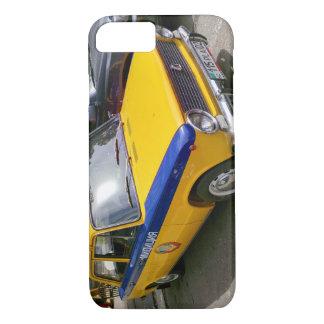 WhiteHot Verfolgung in Kasachstan: Cooles Vintages iPhone 8/7 Hülle