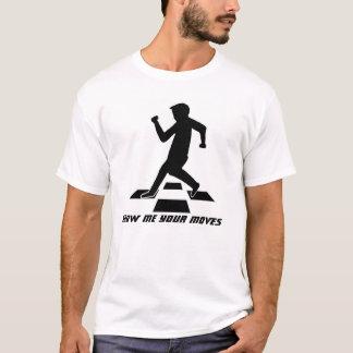 Whitman DDR Verein-T - Shirt
