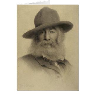 Whitman ❝Keep Ihr Gesicht immer in Richtung zu Karte