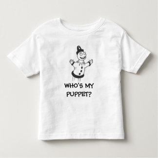 WHO ist MEINE MARIONETTE? Kleinkinder T-shirt