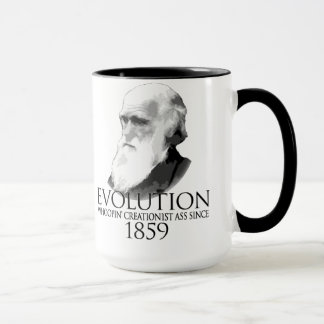 Whoopass Darwin Shirt Tasse