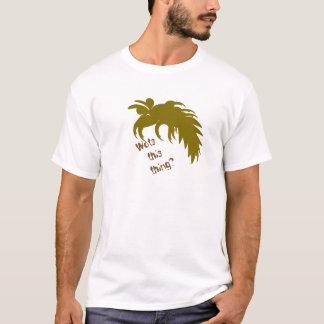 Whots diese Sache auf meinem T-Shirt
