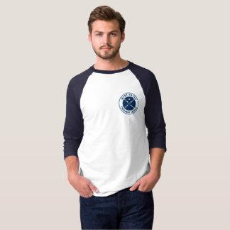 WHTL Baseball 3/4 Hülsen-T-Stück T-Shirt