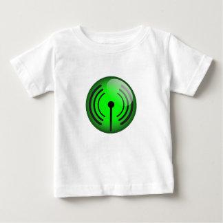Wi-Fiikone durch Chillee Wilson Baby T-shirt