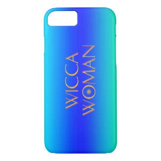 """Wicca Frau"" Sun iPhone 6 Fall iPhone 8/7 Hülle"