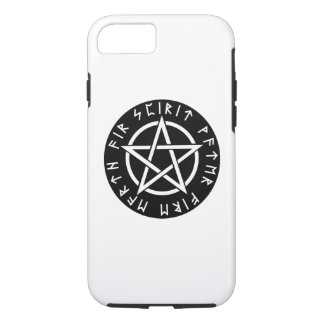 Wiccan iPhone 7 starker Fall iPhone 8/7 Hülle