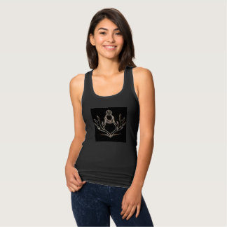 Wiccan T ~ Spitze Tank Top