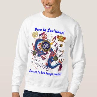 Wichtiges Louisiana sehen Anmerkungen unten Sweatshirt