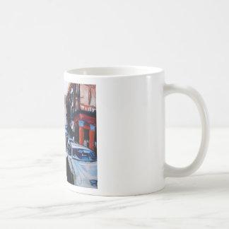 Wicklow-Straße Dublin Kaffeetasse