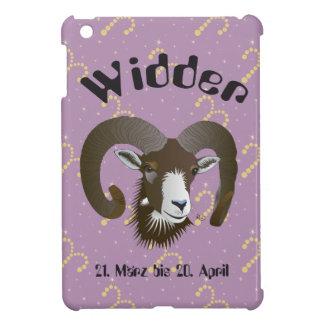 Widder 21. März bis 20. April iPad Mini Hülle