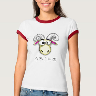 Widder-Cartoon T-Shirt