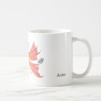 Widder-Flügel Kaffeetasse