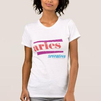 Widder-Rosa T-Shirt