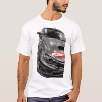 Widebody T-Stück durch hohen Rev T-Shirt