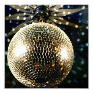 Widergespiegelter Disco-Ball 3 Karte