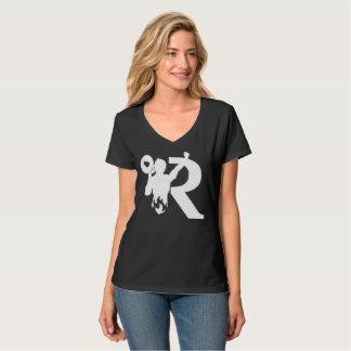 Widerstand-Damen T T-Shirt