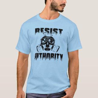 Widerstehen Sie Berechtigung - Antijetzt T - Shirt