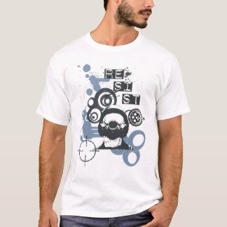 Widerstehen Sie T-Shirt