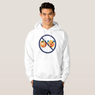 Widerstehen Sie Trumpf (orange Clown) Hoodie