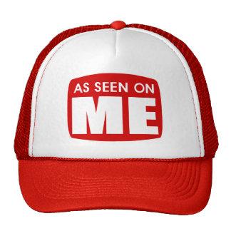 Wie auf mir Hüte gesehen Retrokultmütze