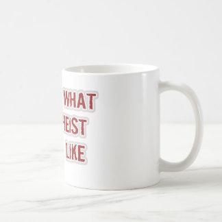 Wie dieses ist, ein welcher Atheist aussieht Tasse
