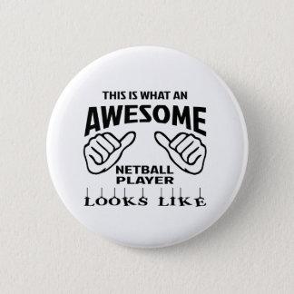 Wie dieses ist, ein welcher fantastischer runder button 5,7 cm