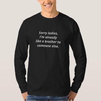 Wie ein Bruder T-Shirt