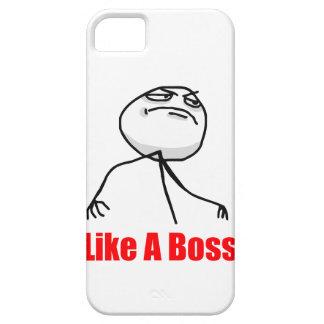 Wie ein Chef iPhone 5 Meme Fall Schutzhülle Fürs iPhone 5