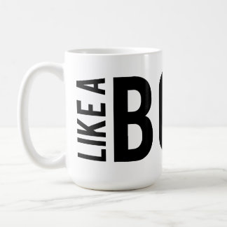 WIE ein CHEF Kaffeetasse