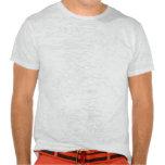WIE EIN CHEF Schnurrbartentwurf T-Shirts