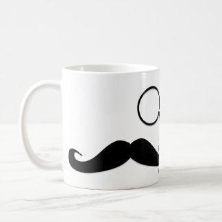 Wie ein Sir Kaffeetasse