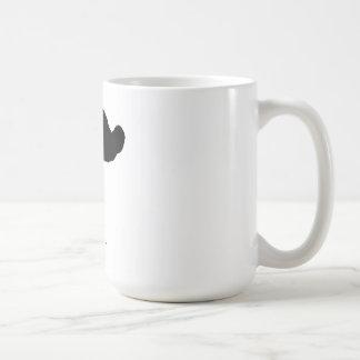 Wie ein Sir Mug Kaffeetasse