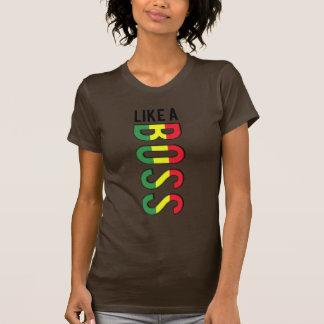 WIE Farben einer CHEF-Reggae T-Shirt