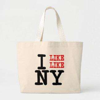 Wie gleiches New York Taschen