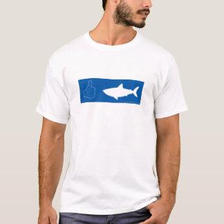 Wie Haifisch t-shirt2 T-Shirt