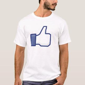 Wie Hand T-Shirt