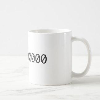 Wie ich meinen Kaffee mag Kaffeetasse